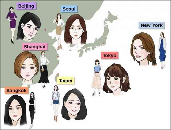 各国で大違い!メイクをする理由、東京は「身だしなみ」ソウルは…