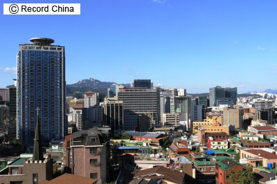 ソウル市内に北朝鮮のものと推定されるビラ数百枚「核兵器で焦土化」 - ライブドアニュース