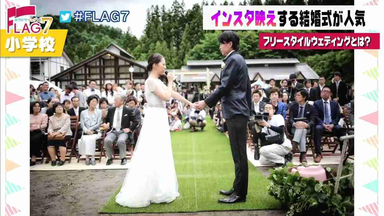 結婚式の日が雨
