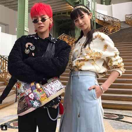 「BIGBANG」G-DRAGON、中条あやみとの2ショットが話題…パリファッションウィークでも独自の存在感│韓国音楽K-POP│韓国ドラマ・韓流ドラマ 韓国芸能ならワウコリア