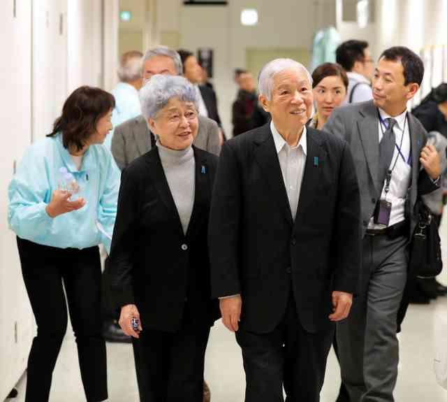 トランプ大統領と横田夫妻、面会で調整 拉致問題で政府:朝日新聞デジタル