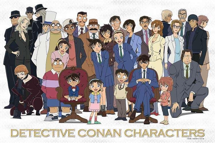 アニメ『名探偵コナン』を観て疑問に思うこと…