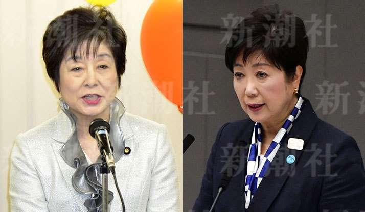 自民党・山東昭子氏「前原さんにしろ細野さんにしろ、党を捨ててまでその彼女の軍門に下るとはだらしない男の見本」(デイリー新潮) - Yahoo!ニュース