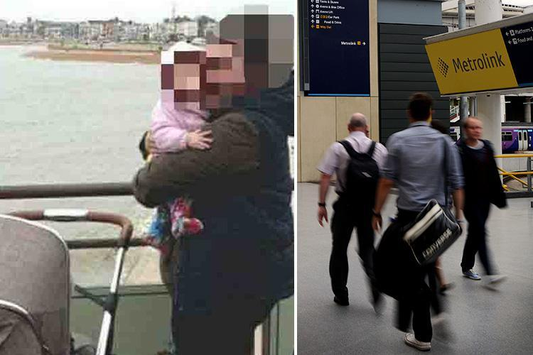 Pram-pushing mum 'humiliated' after wetting herself in train station when staff refused to let her use disabled toilet