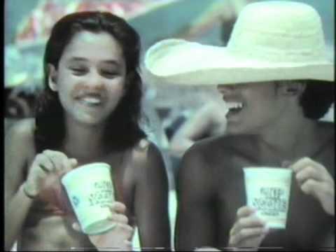 1980 日清食品 カップヌードル - YouTube