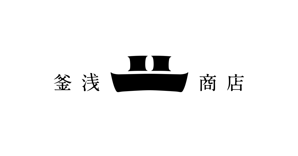 料理道具 | 釜浅商店