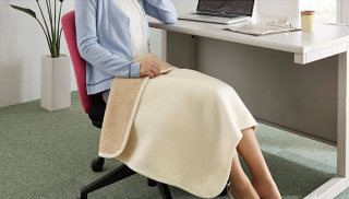 職場での冷え対策