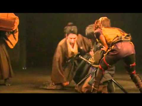 Hakuouki Shinsengumi Kitan [STAGE PLAY] Part 1 - YouTube