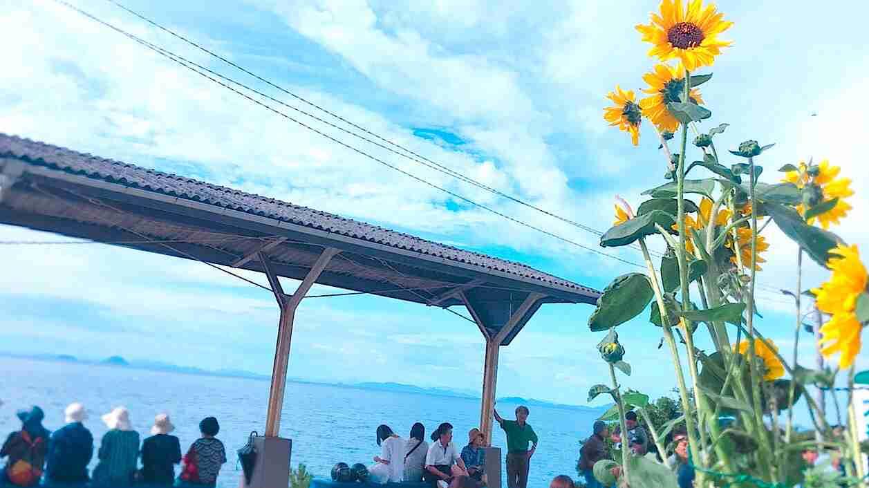 日本の絶景!海に最も近い駅【下灘駅】ってどこ?行き方は?撮り鉄女子旅ブログ♪