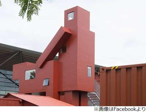 性的か否か、この建物どう見える? 「子どもにふさわしくない」と物議
