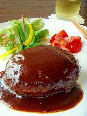 【その9】:シェフ直伝♪洋食屋さんのハンバーグ レシピ・作り方 by アラフォー管理人@4109diet.com|楽天レシピ