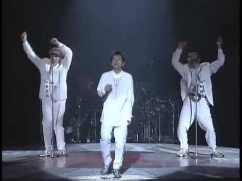 チェッカーズ「90's SDR」@武道館 - YouTube