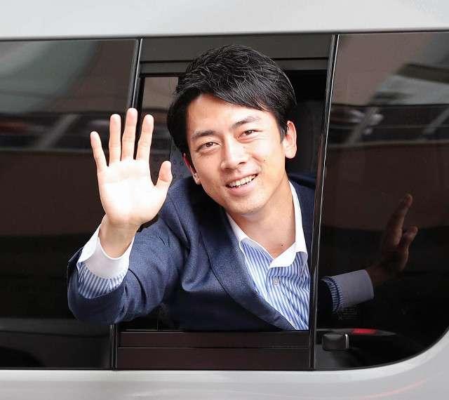小泉進次郎、森友&加計問題に言及「安倍総理にはしっかり向き合ってもらいたい」 (スポーツ報知) - Yahoo!ニュース