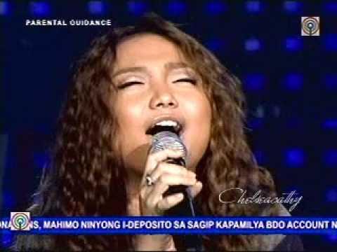 "Charice Pempengco Singing ""Halo"" - YouTube"