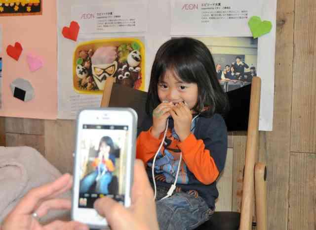 おにぎり写真投稿、1枚が100円の給食に 活動始まる:朝日新聞デジタル