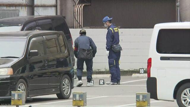 福岡 3億8000万円強奪事件 強盗傷害容疑で7人逮捕   NHKニュース
