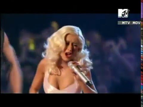 "Christina Aguilera - ""Ain't No Other Man"" (Live at the MTV Movie Awards 2006) - YouTube"