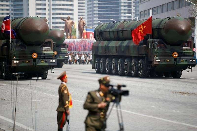 北朝鮮が長距離ミサイル発射準備、米西海岸射程内=ロシア議員