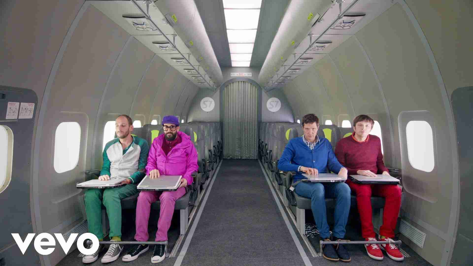 OK Go - Upside Down & Inside Out - YouTube