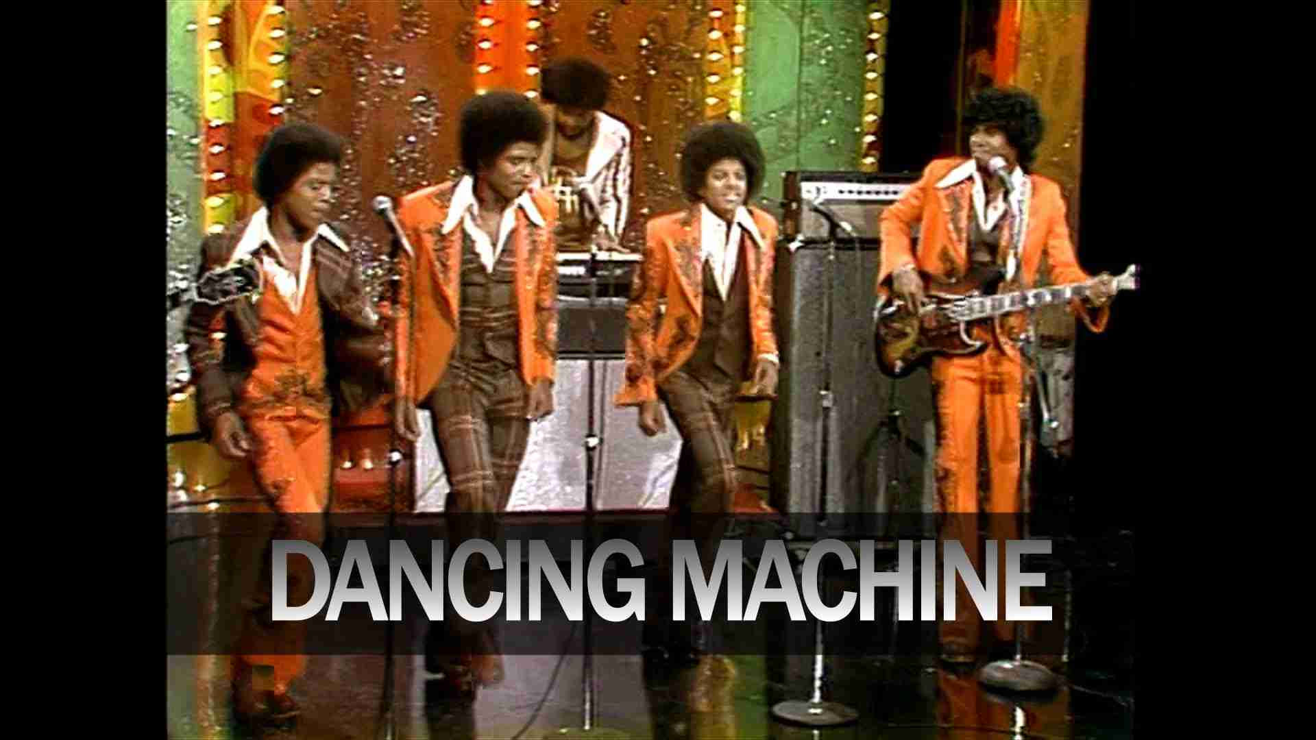 The Jackson 5 - Dancing Machine - Tonight Show with Johnny Carson 1974 - YouTube