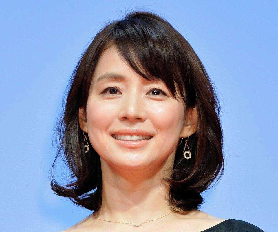 石田ゆり子、誕生日に3000件超え祝福メッセージ「美しすぎます…」