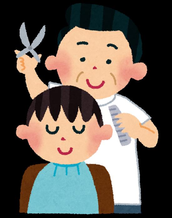 【画像】自閉症の子どもをヘアカットする美容師が「素晴らしい!」と話題に!!その理由が・・・ : 【2ch】ニュー速クオリティ