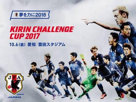 【実況】サッカーキリン杯 日本VSニュージーランド
