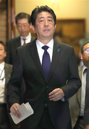 台風21号 安倍首相「国民の命を守るため、内閣一丸となって、災害応急対応に全力を尽くす」 (産経新聞) - Yahoo!ニュース