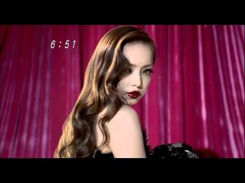 Namie Amuro   Show Girl Vidal Sasson Comercial - YouTube
