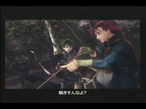 ファイアーエムブレム 暁の女神 ムービー回想2 『処刑』 - YouTube