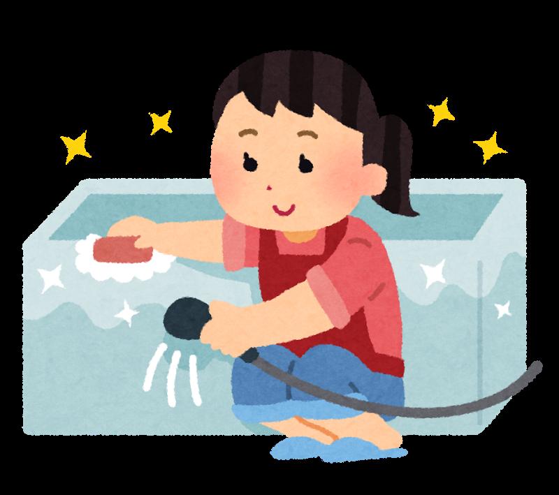 風呂掃除、どのタイミングでする?