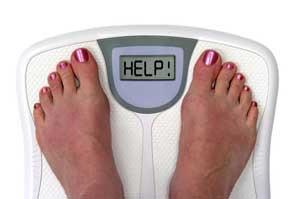しばらく体重計に乗ってない人