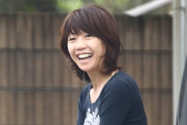 高橋尚子 記者の目前で…交際8年彼に衝撃の