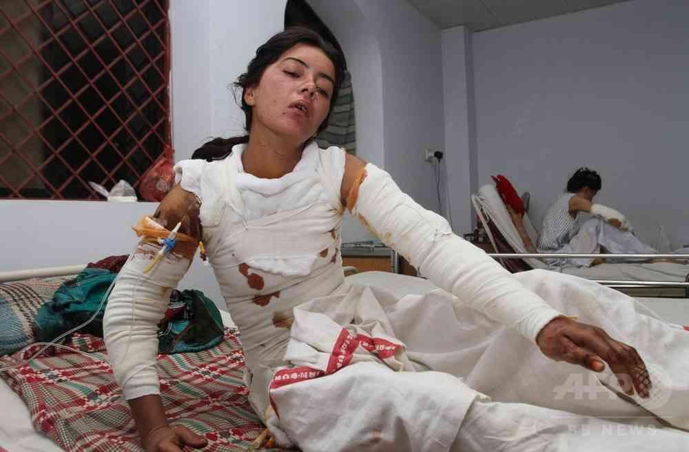 「求婚断り火付けられた」女性が死亡、パキスタン 写真2枚 国際ニュース:AFPBB News