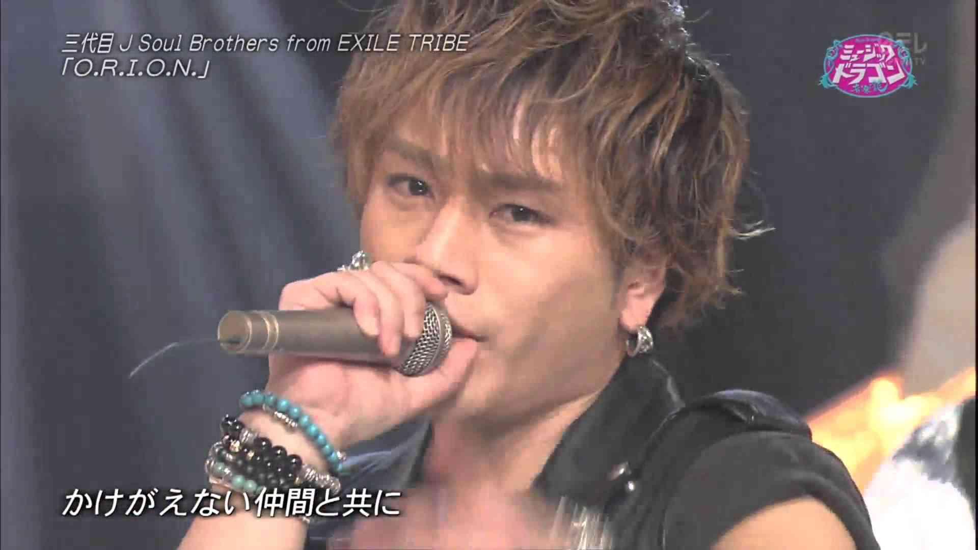 三代目 J Soul Brothers from EXILE TRIBE - O.R.I.O.N - YouTube