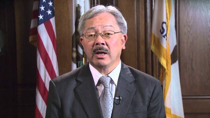 サンフランシスコ市長、慰安婦像の受け入れ署名 大阪市との姉妹都市解消決定的に