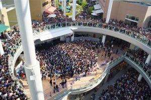 安室奈美恵「一緒に楽しい時間を過ごせれば」 引退表明後初の公の場にファン5千人