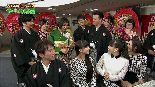 めちゃイケ「やべっち寿司」約4年ぶり復活!たむらけんじ、ヨモギダ君の姿も