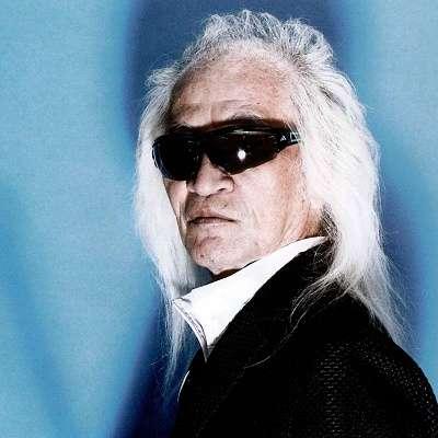 白髪が似合う有名人