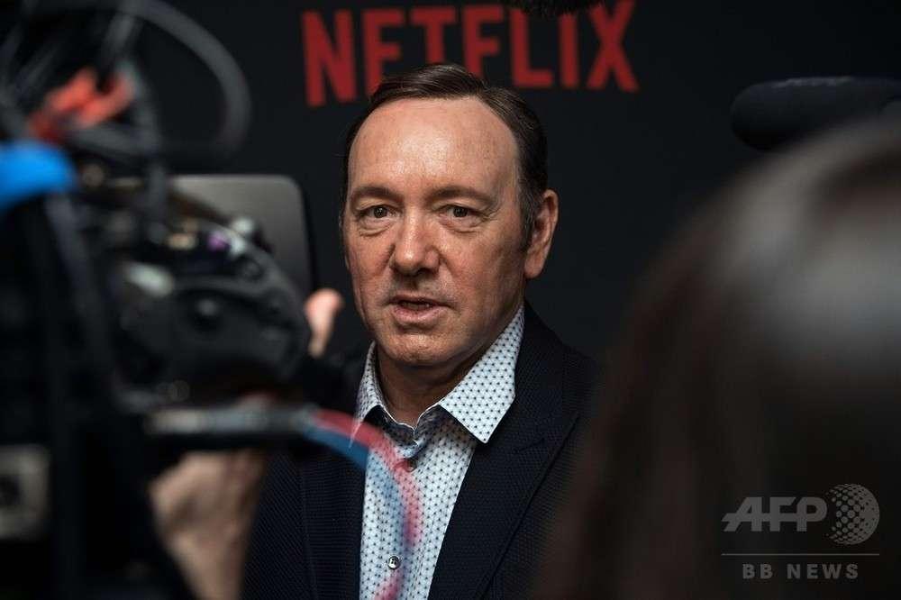 「ハウス・オブ・カード」の制作中断 スペイシー氏わいせつ疑惑で 写真1枚 国際ニュース:AFPBB News
