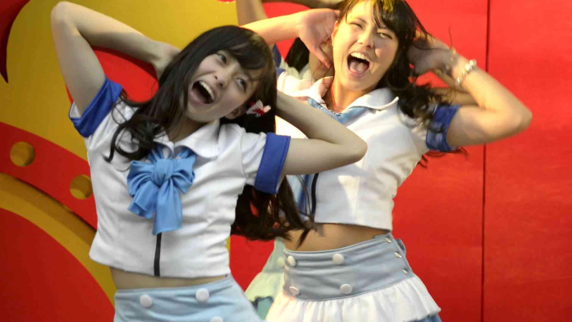 20131103 その2 浅草花やしき Rev from DVL 橋本環奈アングル - YouTube