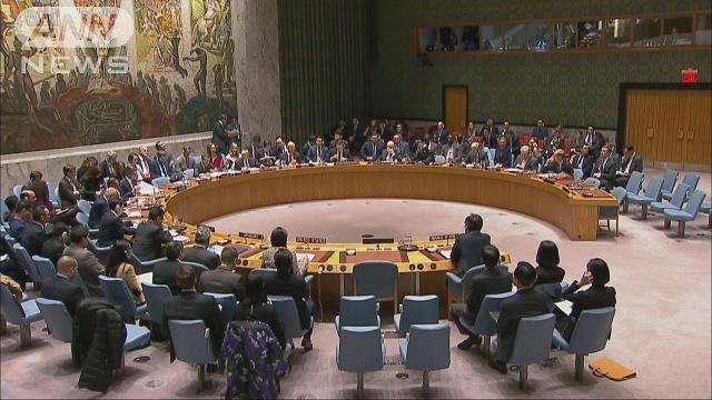 北朝鮮との関係断絶を要求 安保理緊急会合で米国