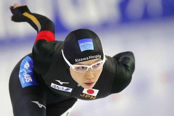 スピードスケート小平奈緒が20連勝 平昌五輪でタイムを出にくくする陰謀説も?|ニフティニュース