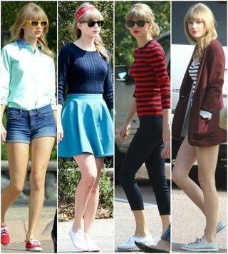 レトロなファッションが好き