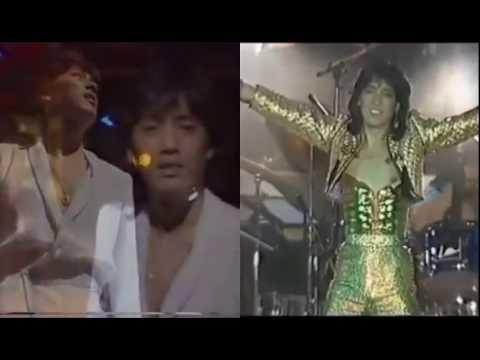 沢田研二 夜汽車の中で - YouTube