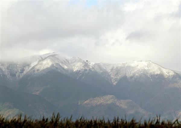 今冬の積雪、関東は平年より多い予想 年末年始は北陸・山陰で大雪も - 産経ニュース