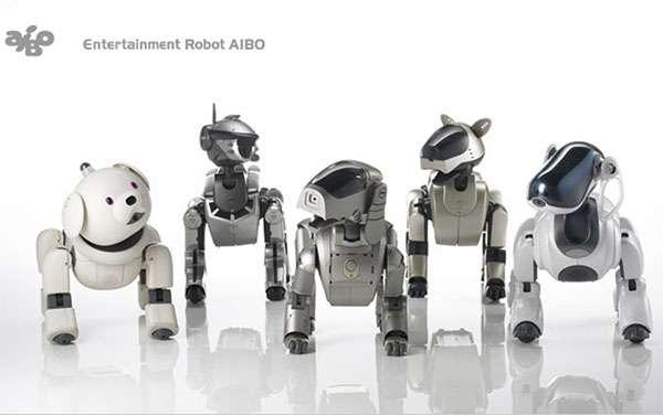 """ソニーのロボット""""aibo""""が復活"""
