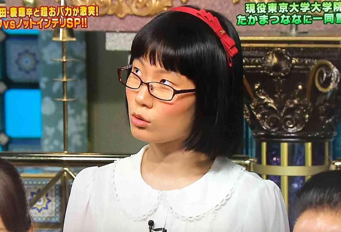 """お嬢様芸人・たかまつなながNHK内定「夢は""""ポスト池上彰""""」"""