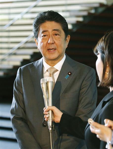 安倍晋三首相「責任の重さ胸に刻み、結果出す」 第4次内閣発足から一夜明けて意気込み - 産経ニュース
