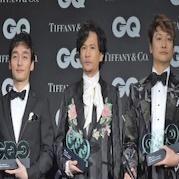 スッキリが「稲垣、草なぎ、香取」GQ受賞ニュースを総スルーして批判殺到 - NAVER まとめ